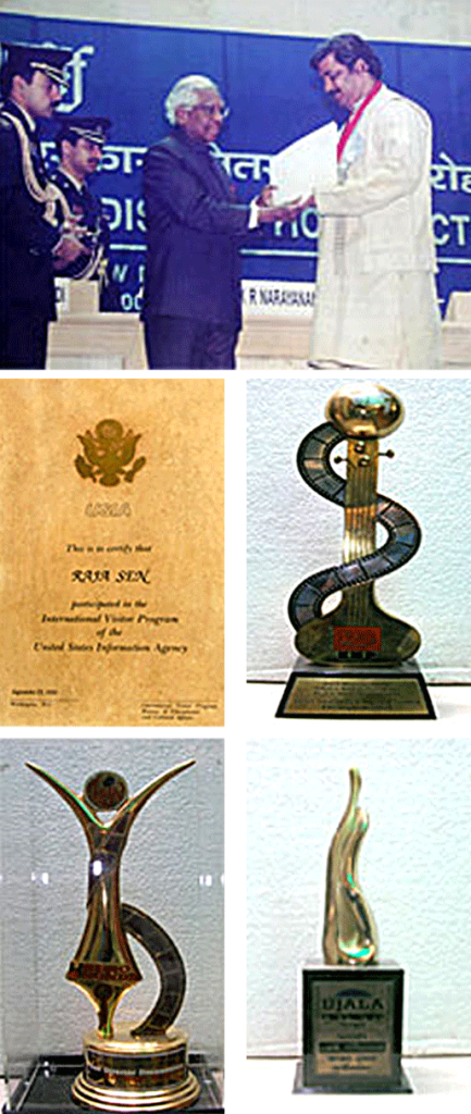 Raja-Sen-Awards